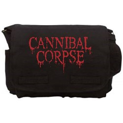 Cannibal Corpse - unisex-adult Logo Messenger Bag