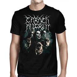 Carach Angren - Mens Mask 2017 Tour T-shirt