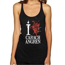 Carach Angren - Womens I Heart Carach Angren Ladies Racerback