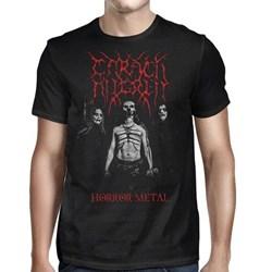 Carach Angren - Mens Horror Metal Lifeless Flesh T-Shirt