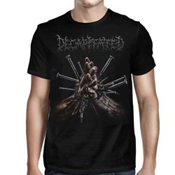Decapitated - Mens Anticult T-Shirt