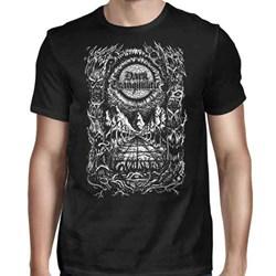 Dark Tranquillity - Mens Old School Gothenburg T-Shirt-SM