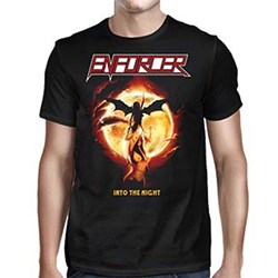 Enforcer - Mens Into the Night T-Shirt