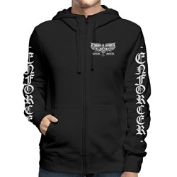 Enforcer - Mens Death By Fire Ziphood