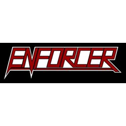 Enforcer - unisex-adult Logo Sticker