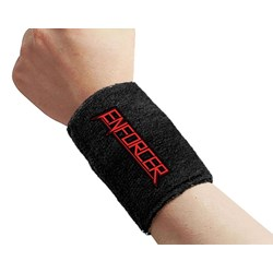 Enforcer - unisex-adult Logo Wristband