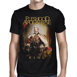 Fleshgod Apocalypse - Mens King 2016 Tour T-Shirt