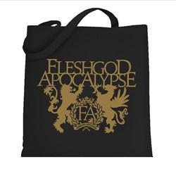 Fleshgod Apocalypse - unisex-adult Lions Logo Tote Bag