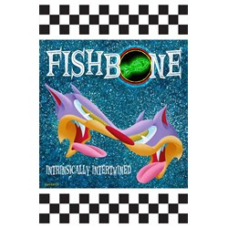 Fishbone - unisex-adult Fishbone Intrinsically Intertwined Poster