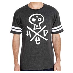 Hed PE - Mens Hed Skull 95 Football Shirt