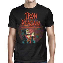 Iron Reagan - Mens Crossover Ministry T-Shirt