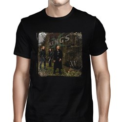 King's X - Mens XV Album Cover T-Shirt