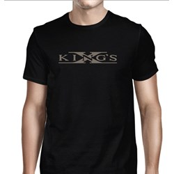 King's X - Mens Logo Est 1980 T-Shirt