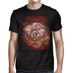Kreator - Mens Gods of Violence 2017 Tour T-Shirt