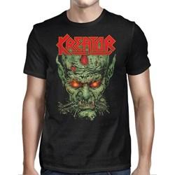 Kreator - Mens Kreator Zombie Dinner T-Shirt