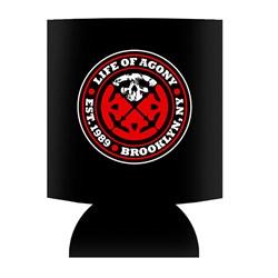 Life of Agony - unisex-adult Life Of Agony Logo Koozie
