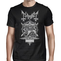 Mayhem - Mens A Season of Blasphemy T-Shirt