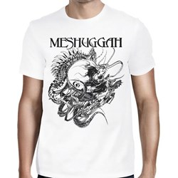 Meshuggah - Mens Spine head T-Shirt