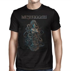 Meshuggah - Mens The Violent Sleep 2016 Tour T-Shirt