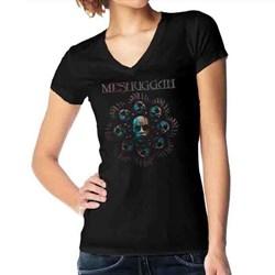 Meshuggah - Womens Head Blade Ladies T-Shirt