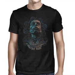Meshuggah - Mens Tentacle Head 2016 Tour T-Shirt