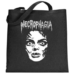 Necrophagia - unisex-adult Face Tote Bag