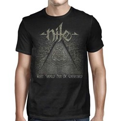 Nile - Mens Unearthed 2016 Dates T-Shirt