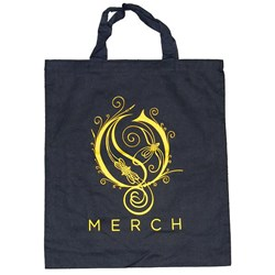 Opeth - unisex-adult Omerch Logo Tote Bag