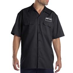 Overkill - Mens Embroidered Gear Logo Workshirt