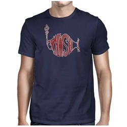 Phish - Mens Union Stroke T-Shirt
