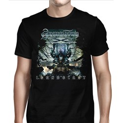 Symphony X - Mens Iconoclast T-Shirt In Black