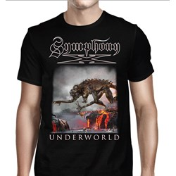 Symphony X - Mens Monster Date T-Shirt