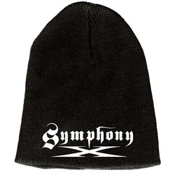 Symphony X - unisex-adult Embroidered Logo Beanie
