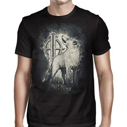Sonata Arctica - Mens White Wolf Tour Dates T-Shirt