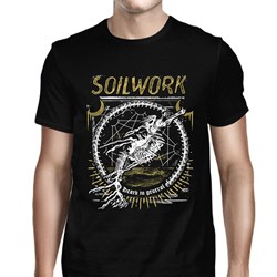 Soilwork - Mens Death In General - Sail On T-Shirt