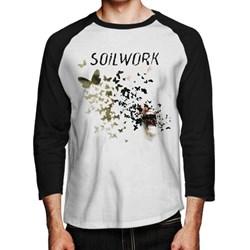 Soilwork - Mens Natural Born Chaos Raglan