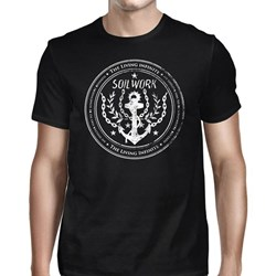 Soilwork - Mens Anchor Beneath T-Shirt