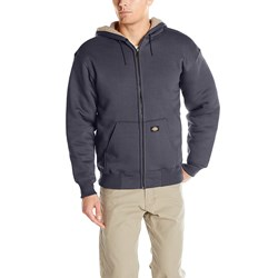 Dickies - Mens Sherpa Lined Fleece Hoodie