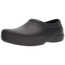 b7a204ab4 Crocs Unisex-Adult Crocs On-The-Clock Work Slip-Ons
