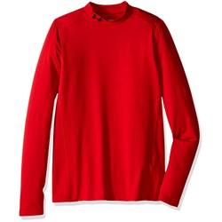Under Armour - Boys CG Armour Mock Long-Sleeves T-Shirt