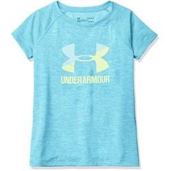 Under Armour - Girls Novelty Big Logo SS T-Shirt