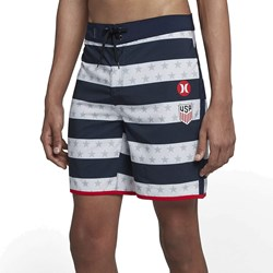 "Hurley Phantom USA Home National Team Men's 18"" Board Shorts"