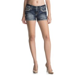 Rock Revival - Womens Nadie H200 Shorts Jeans