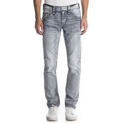 Rock Revival - Mens Charles A202 Alternative Straight Jeans