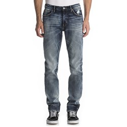 Rock Revival - Mens Indigo Blue Alternative Straight Jeans