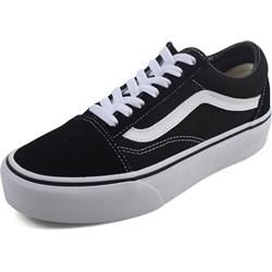 Vans - Womens Old Skool Platform Shoes
