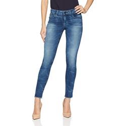 Hudson - Womens Krista Super Skinny Ankle W/Raw Hem Jean