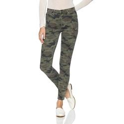 Hudson - Womens Barbara High Waist Super Skinny Ankle Jean