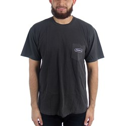 Stussy Mens Trucker Pig. Dyed Pkt T-Shirt