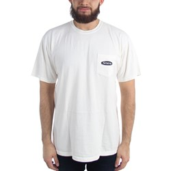 Stussy Mens Trucker Pig. Dyed Pkt T-Shirt